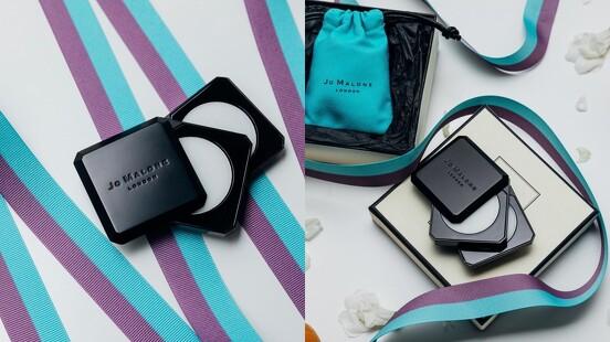 Jo Malone London香氛調合盤推出絕美湖水綠X莓果紫包裝,全球獨家的莫莉聯名限定版香膏只有台灣買得到