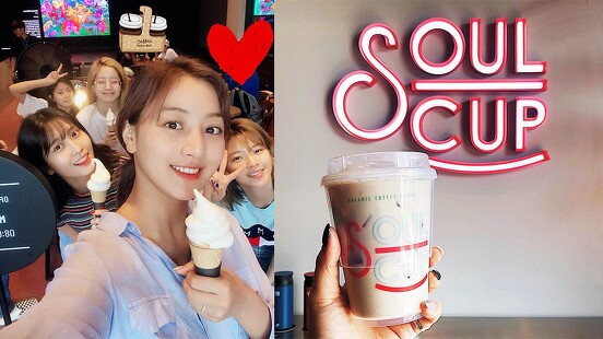 JYP開設的咖啡店「Soul Cup」!首爾必朝聖,連Twice子瑜、GOT7王嘉爾都愛吃的有機冰淇淋!