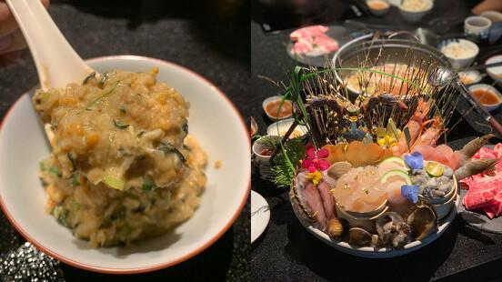 竹苑shabu 海鮮老饕必加入名單的東區頂級火鍋!連明星都曾朝聖,松露海膽雜炊最滿足美味Ending