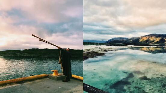 跟著愛馬仕走進日不落之境,造訪空靈幽谷的絕美挪威。