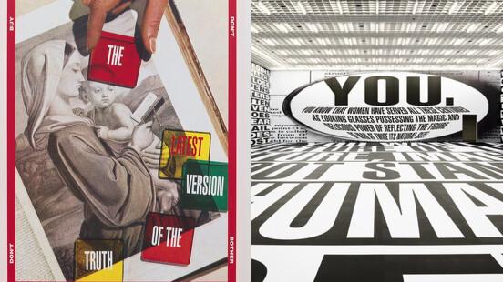 黑白、標語、拼貼…美國概念藝術家芭芭拉˙克魯格亞洲首次個展「FOREVER」在首爾龍山愛茉莉太平洋美術館舉行
