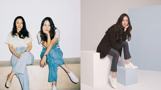 Krystal私服穿搭新歡是它!Keds推出全新小白鞋,充滿復古風的Crew Kick 75鞋款