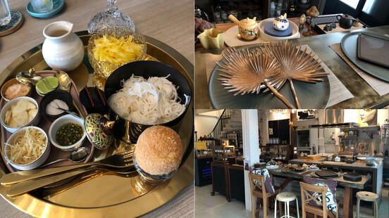 【跟著Gloria到處飛,朝聖世界香氛地圖】隱藏在曼谷巷弄中的天使料理—Gift Hem's Gastrosophy