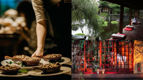 不用飛日本!隱藏在台中新社的小京都「又見一炊煙」,帶你一秒走進日本,享受日式禪風的秘境氣質!