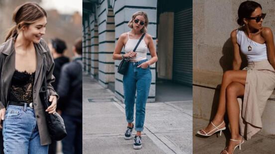 一件立即讓性感指數破表!跟著歐美時尚人士穿搭「背心」,演繹專屬魅力的品味!