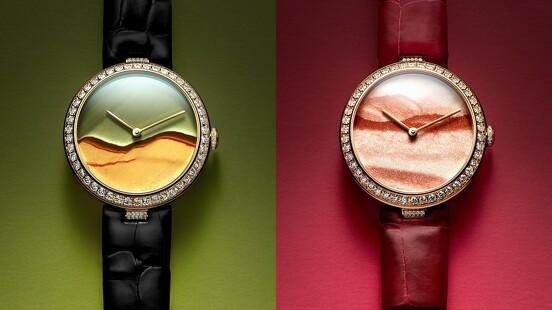Chaumet 全新寶石手錶絕美登場!就算不買也要看懂它的面盤工藝