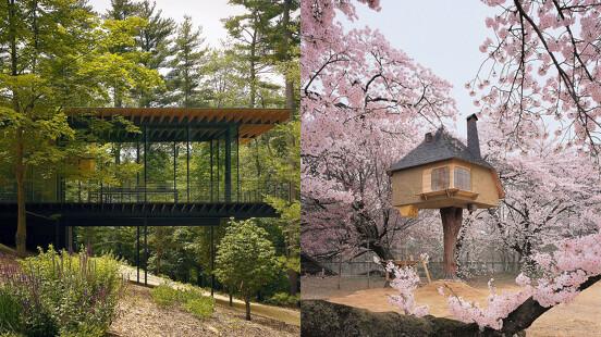 最美的綠意空間!探訪世界迷人綠建築