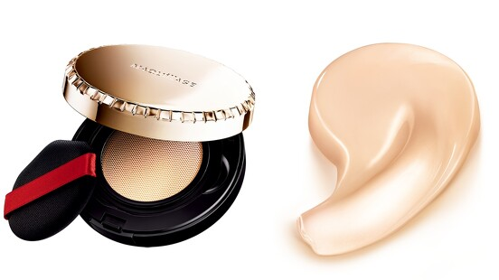 資生堂心機彩粧全新「布蕾粉底」,比傳統氣墊粉餅更服貼持久,一上市就攻佔日本美妝排行榜NO. 1