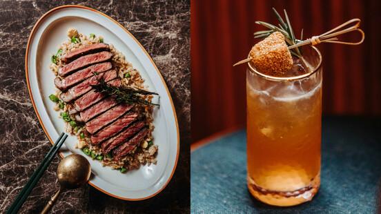 最強台式餐酒館誕生!永心鳳茶的「心潮飯店」用炒飯和臺菜搭配TCRC調酒太美味