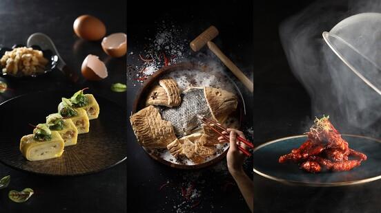 【遠百信義A13】新式時髦台菜餐酒館《筷炒》進駐14樓!大啖煙燻黑鱈魚、鹽焗台灣鯛...每一道都超下飯啊