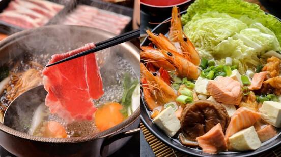 好吃到湯汁都不放過!低脂小火鍋:麻辣/日式/泡菜鍋 簡簡單單一學就會