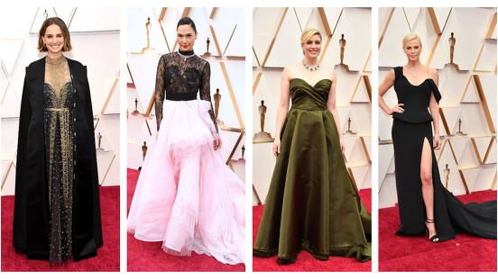 莎莉賽隆、娜塔莉波曼、蓋兒加朵,奧斯卡女星最愛的紅毯珠寶原來是這些...