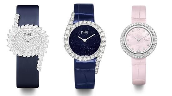 全球最薄機械錶、100種紋路的金質雕刻…Piaget四大主打系列亮點