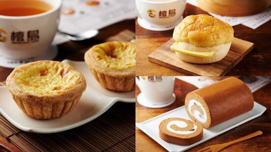 全聯 X 檀島香港茶餐廳首次超狂聯名!推出5款港式點心,蛋撻、菠蘿油...就連楊枝甘露都吃得到