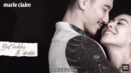王陽明 Sunny Wang、蔡詩芸 Dizzy Dizzo 愛的關鍵字!充滿感激、更多責任,模範夫妻的秘訣在這裡...