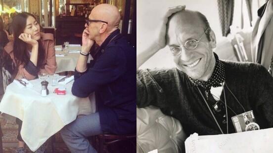 不僅曾任《Marie Claire》全球顧問,也是超模劉雯的伯樂!法國資深時尚編輯 Joseph Carle 歷經65年的人生哲學史