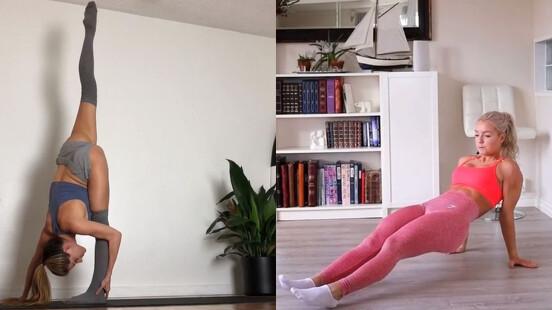 在家就能練!5組伸展+4組按摩動作 讓小腿更加緊實纖長!