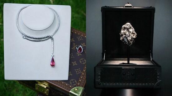 必朝聖!LV珠寶展登場:世上第二大鑽石、首度曝光新品…亮點搶先看
