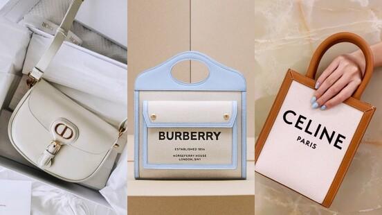 早秋新包報到!CELINE、Miu Miu、Dior...各大精品品牌包包盤點(持續更新