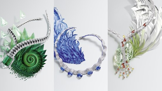 Cartier頂級珠寶展線上直播!零時差看卡地亞全新頂級系列 [Sur]Naturel
