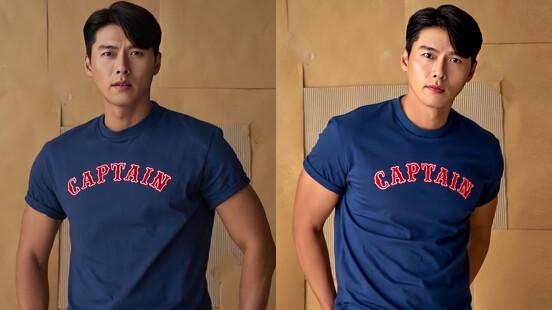 玄彬 那個胸肌太過分!拍攝全新服裝代言廣告變大隻,「希望看上去是個可靠的男人,所以持續運動健身。」