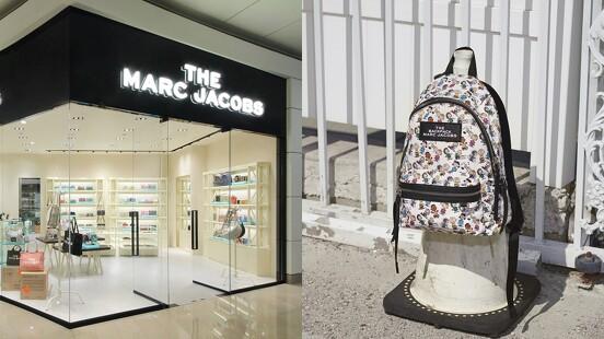 獨家開賣Peanuts史努比後背包!全台首間只賣包包的The Marc Jacobs這處登場
