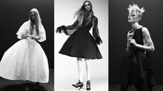 顛覆你所知道的香奈兒!Chanel 2020/21秋冬高級訂製服系列化身一位華麗龐克公主