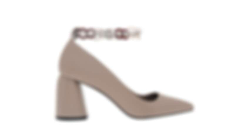 CHARLES & KEITH復古摩登鞋款