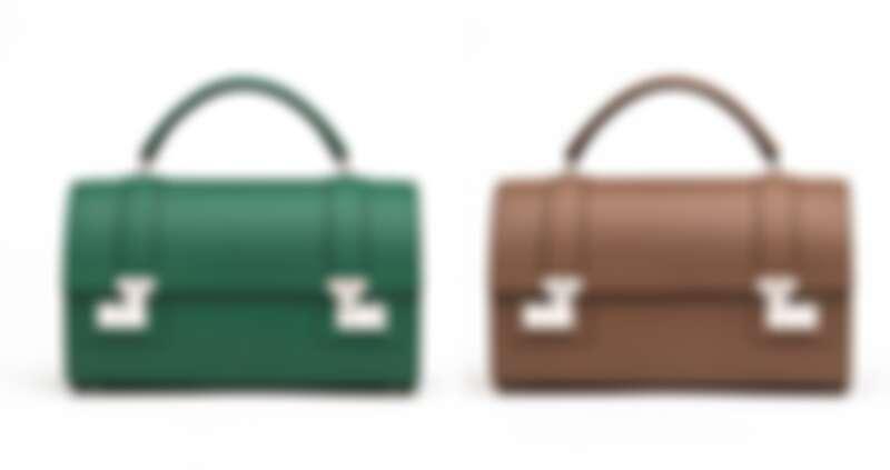 Cabotin系列綠色包款/Cabotin系列褐色包款