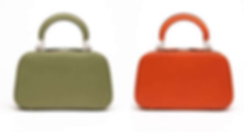 Paradis系列綠色包款/Paradis 系列橘色包款