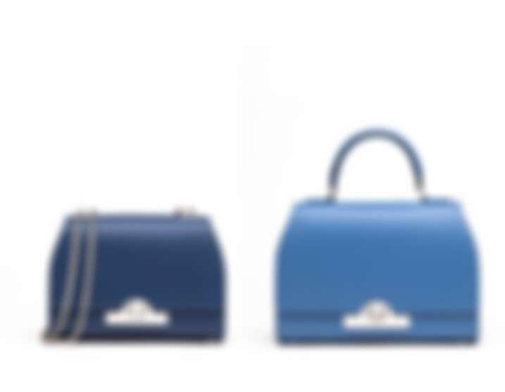 Réjane Evening藍色包款/Réjane PM藍色包款