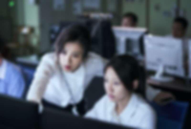 陳妤在戲中與賈靜雯有多場對手戲,表現不俗。