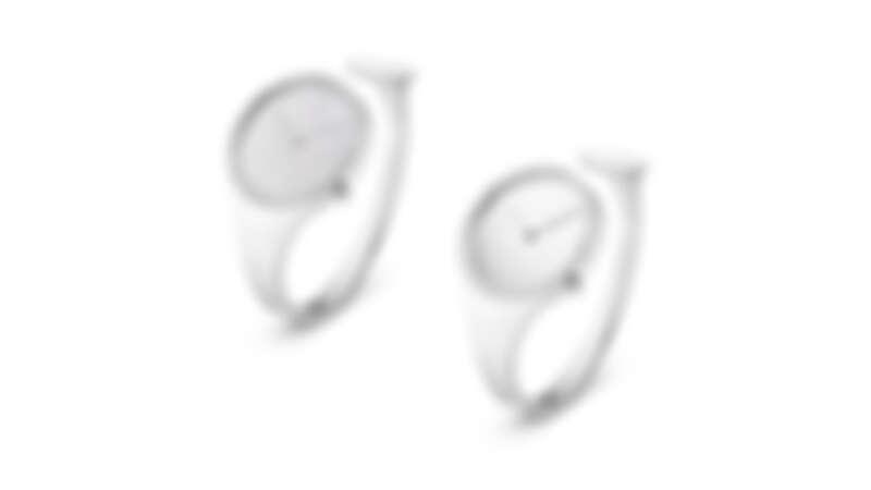VIVIANNA朵蘭系列鋪鑽手鐲錶、圈鑽手鐲錶。
