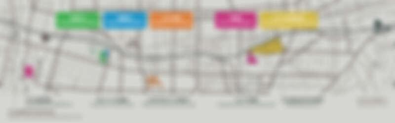 文化創新廊帶地圖
