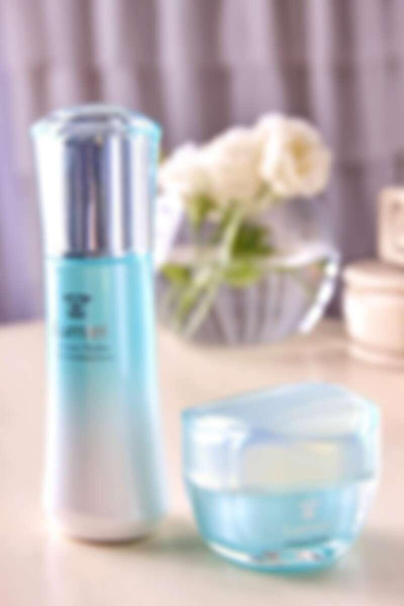 台塩綠迷雅Lumiel保濕活潤系列活膚露和細緻霜