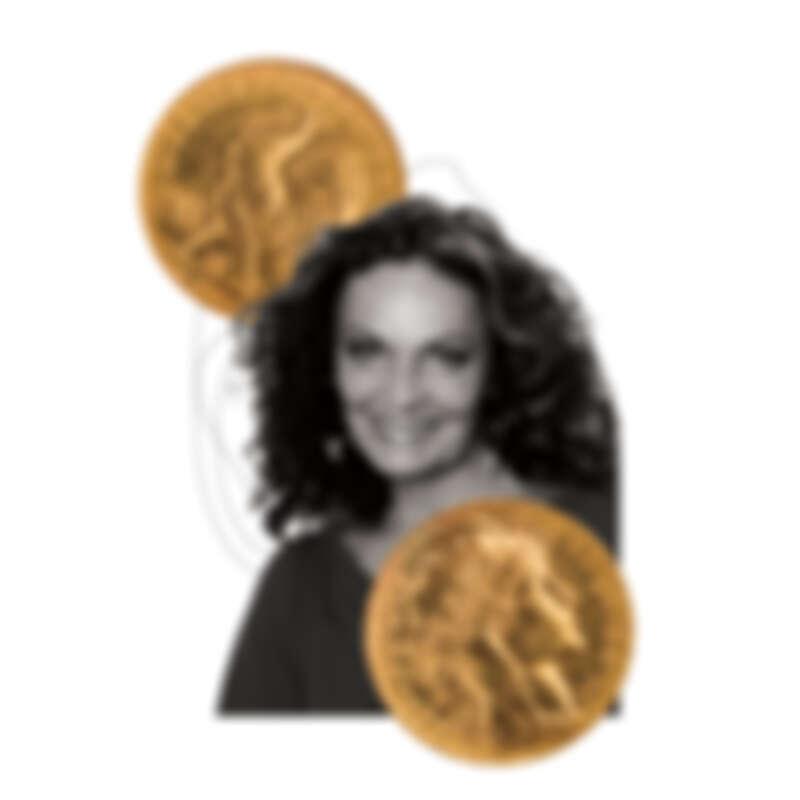 DVF創辦人Diane Von Furstenberg