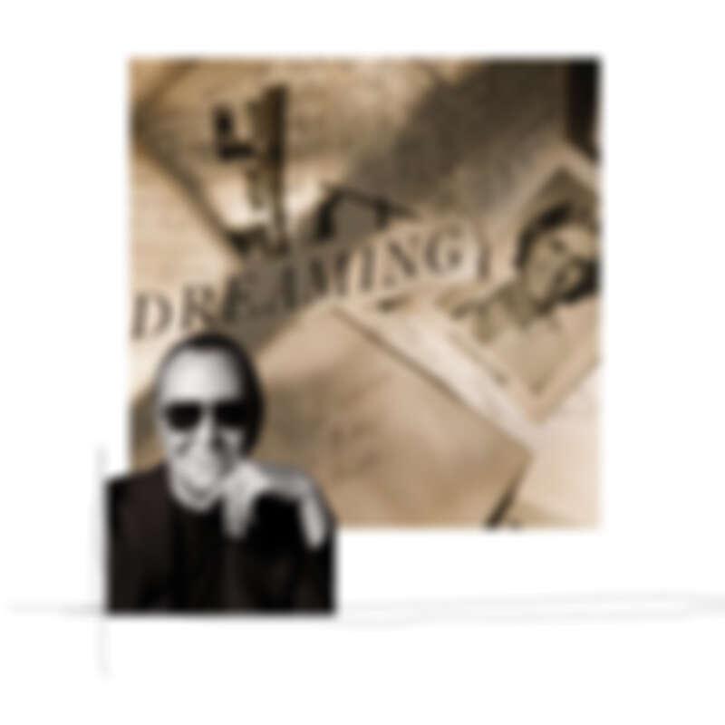 Michael Kors與他早年的手稿