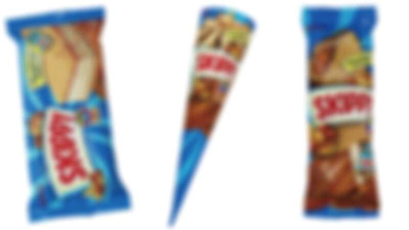 SKIPPY花生醬口味 (雪糕/甜筒/夾心冰淇淋) 80-180ml/支 35-45元