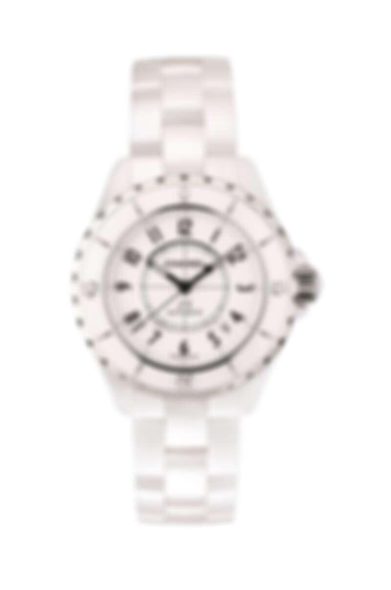2003年J12 白色腕錶