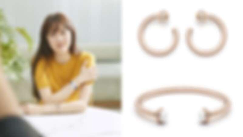 Piaget伯爵亞太區品牌大使孔曉振配襯Possession系列珠寶及腕錶