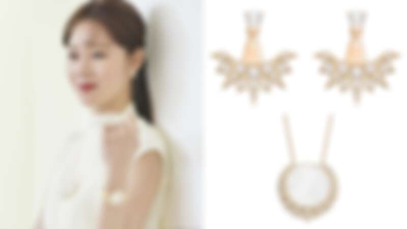 Piaget伯爵亞太區品牌大使孔曉振優雅演繹Sunlight珠寶及Limelight Gala腕錶