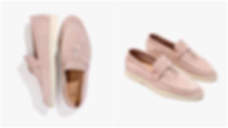 Summer Walk 系列鞋款,粉紅色