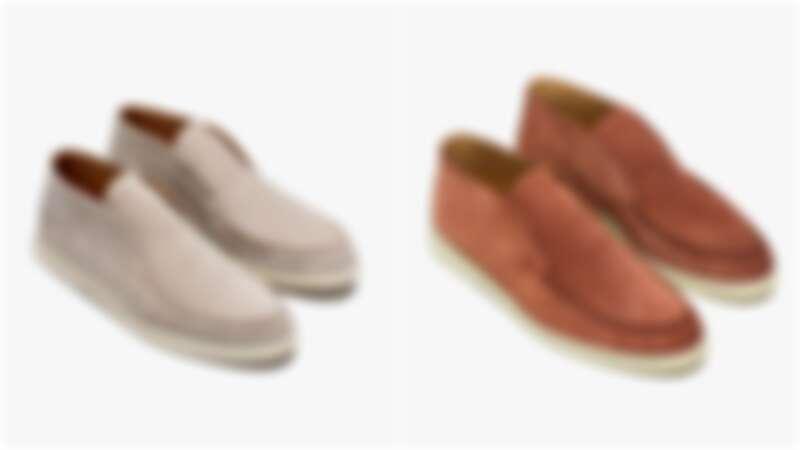 Open Walk系列鞋款