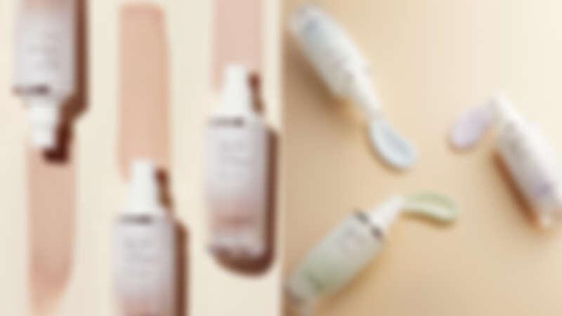 LANEIGE柔光調色隔離乳、柔光調色粉底液