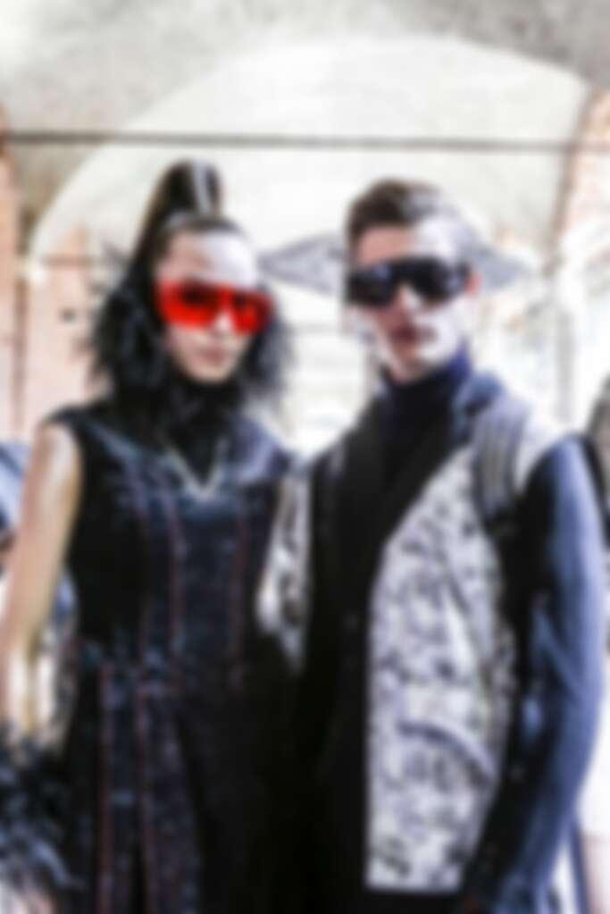 JUST IN XX周裕穎米蘭設計週系列。