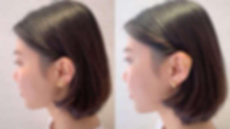 Chanel《Petales de Camélia》單邊耳夾有多種穿戴法