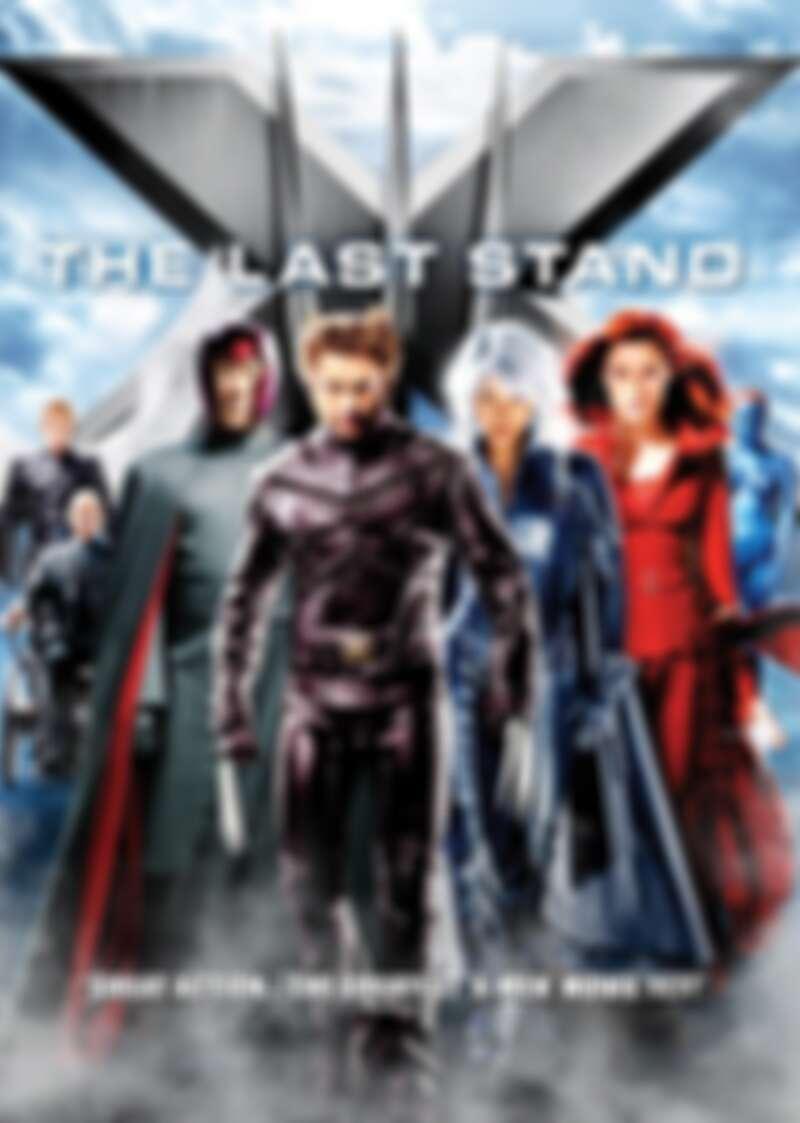 2006年《X戰警:最終戰役》海報
