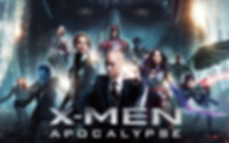 2016年《X戰警:天啟》。X教授也在這一集正式邁入光頭(淚)