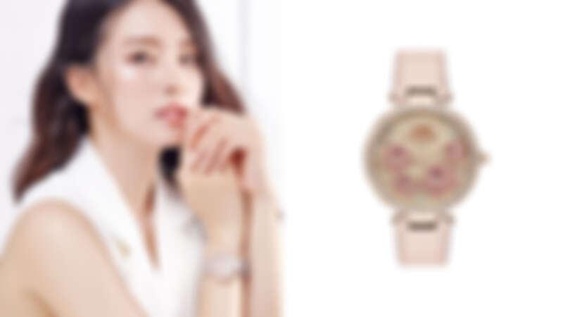 Park系列腕錶  售價$9,800