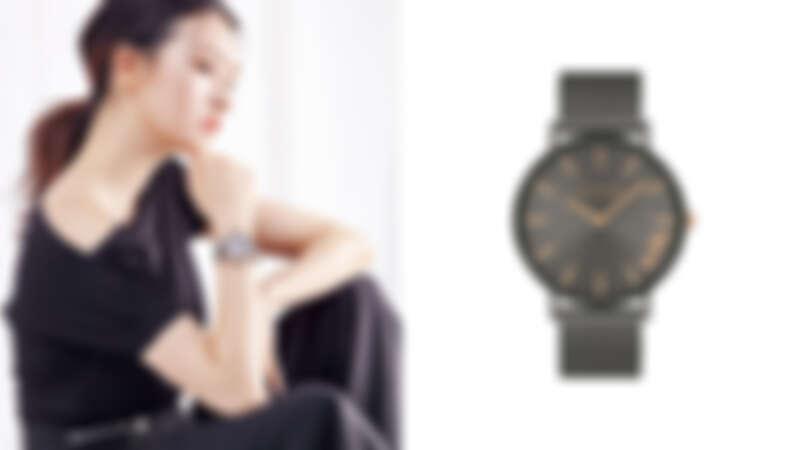 Perry系列腕錶  售價$5,900